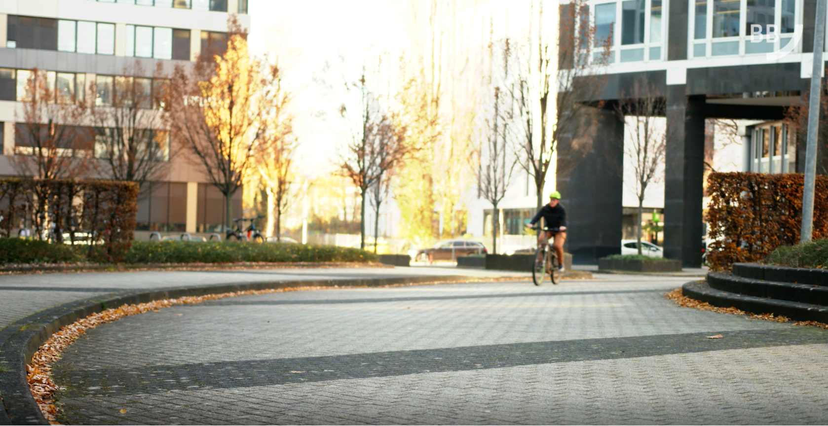 Gefahrenabwehrer Katastrophenschutz Fahrrad