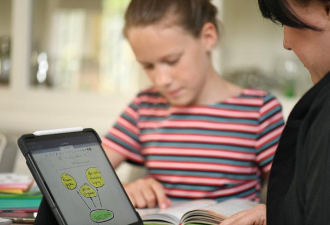 Homeschooling Unterricht lernen