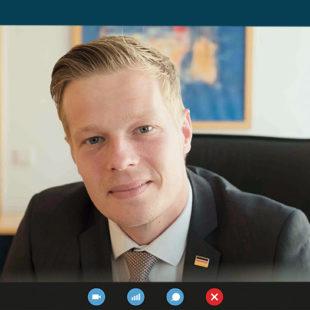 Manuel Ostermann Bundespolizei Gewerkschaft digital