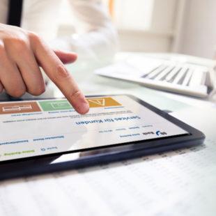 Online Banking Service BBBank ePostfach Terminvereinbarung