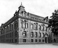 Karlsruher Waldstraße Stammsitz 1923