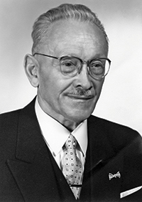1946 Gotthold Mayer Vorstand