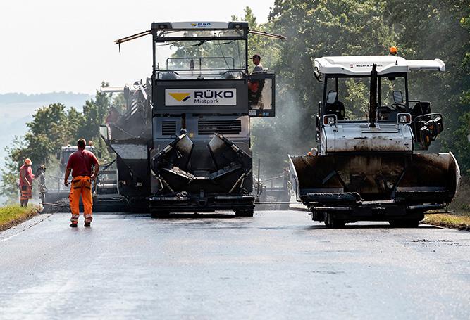 Wegbereiter Vielfalt öffentlicher Dienst Straßenbau-Expertin