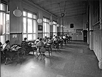 Inflation Bankgeschäft 1922