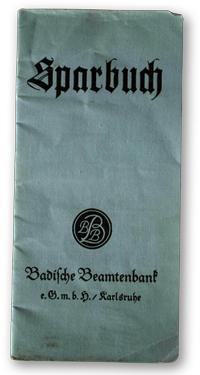 Badische Beamtenbank 1926